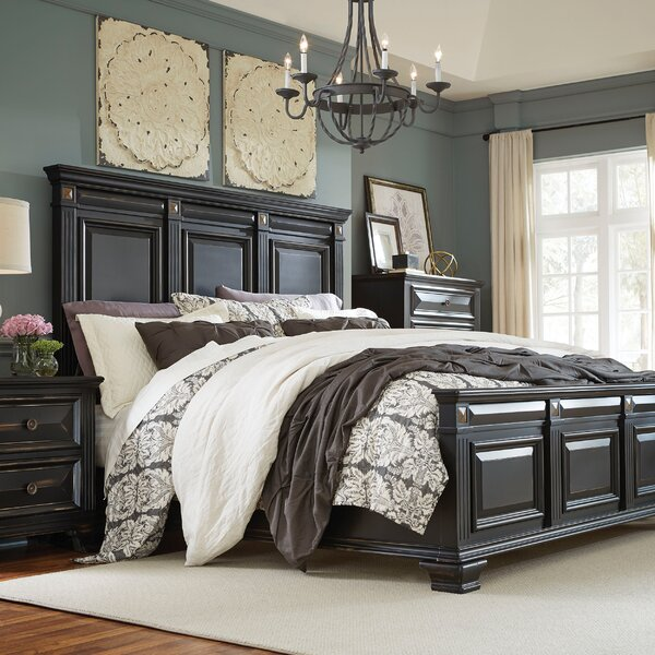 Metoyer French Standard Bed by Charlton Home