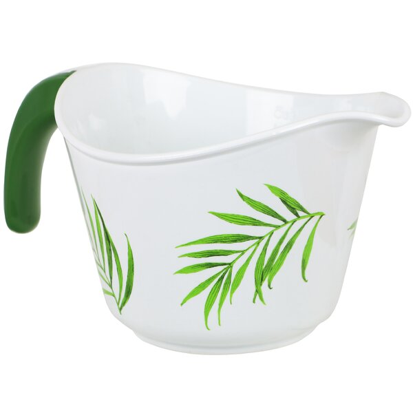Bamboo Leaf 2 Quart Mixing/Batter Bowl by Corelle