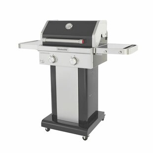 2-Burner Convertible Gas Grill 720-0891 By KitchenAid