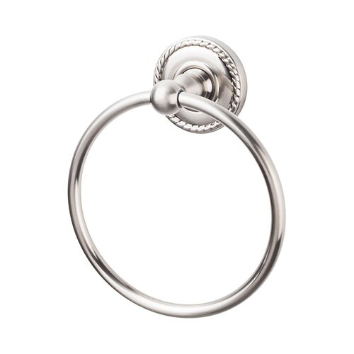 Edwardian Towel Ring by Top Knobs