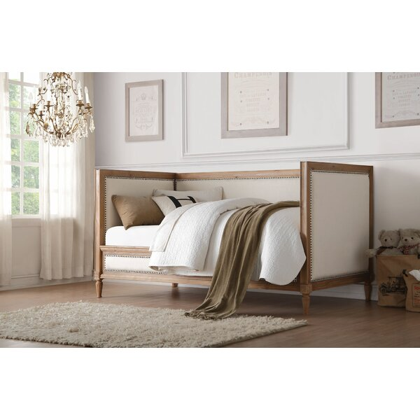 Acklin Twin Daybed By One Allium Way by One Allium Way Read Reviews
