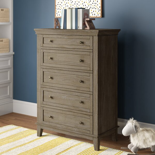 North Andover 5 Drawer Chest by Three Posts Baby & Kids
