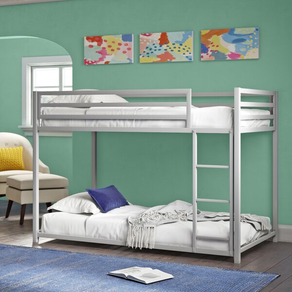 Simoneau Bunk Bed By Harriet Bee