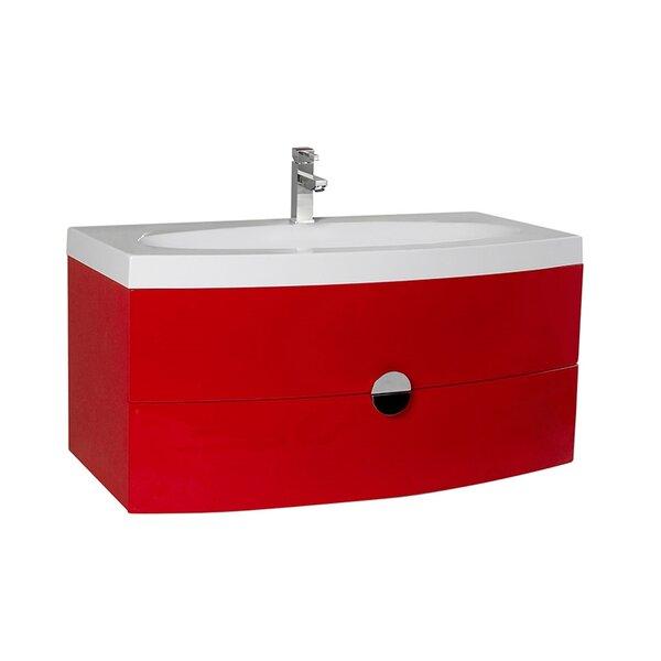 Energia 36 Single Bathroom Vanity Set by Fresca