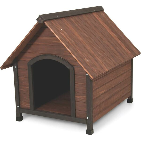 Korando WD Peak Roof Dog House by Tucker Murphy Pet