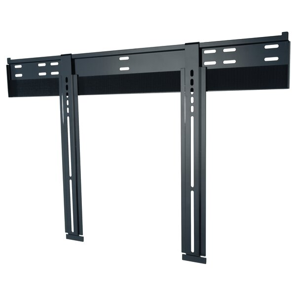 Slimline Ultra-Thin Fixed Universal Wall Mount for 40 to 80 Flat Panel Screens by Peerless-AV