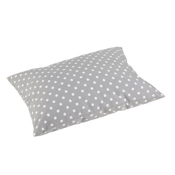 Alleyne Knife Edge Indoor/Outdoor Floor Pillow by Latitude Run