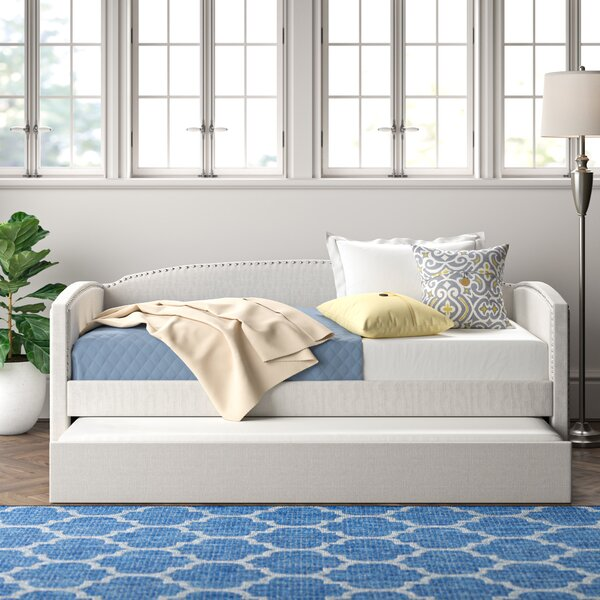 Wagnon New Jersey Twin Daybed With Trundle By Red Barrel Studio®