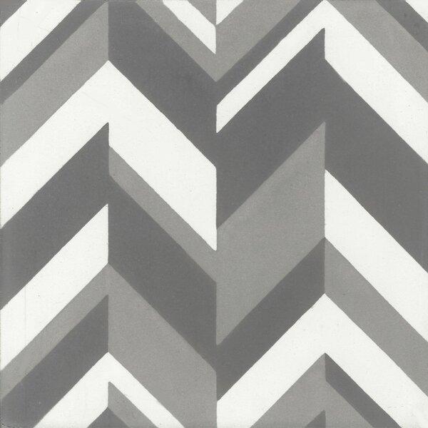 Parquet 8 x 8 Cement Field Tile