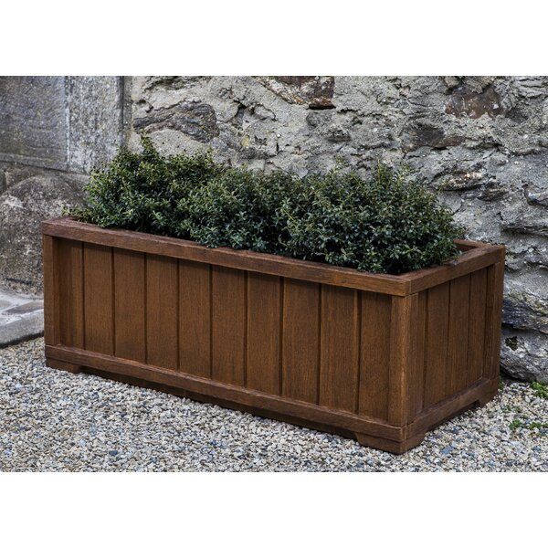 Clemente Cast Stone Planter Box by Darby Home Co