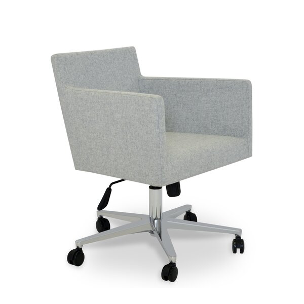 Harput Mid-Back Desk Chair by sohoConcept