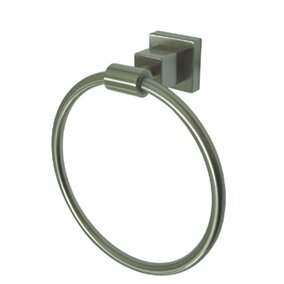 Claremont Wall Mounted Towel Ring by Kingston Brass