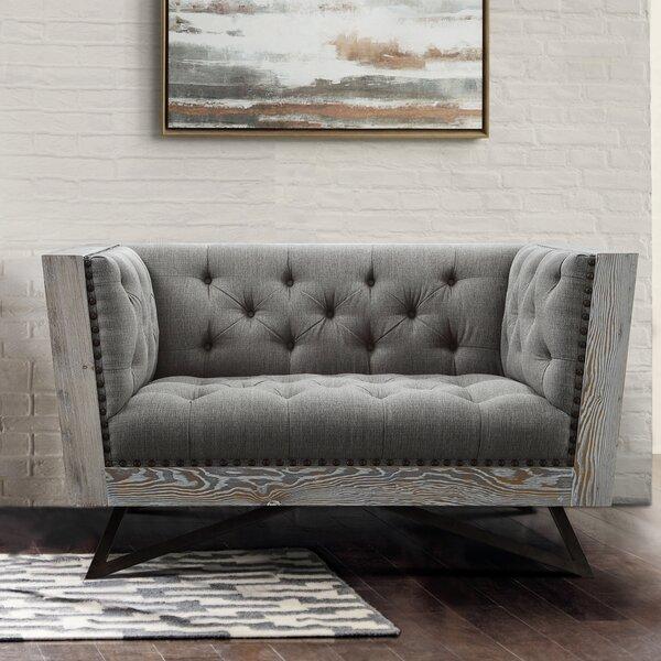 Klahn Chair and a Half by Everly Quinn