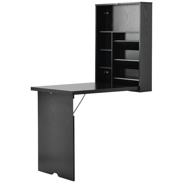 Arved Desk with Hutch