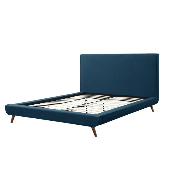Tonasket Upholstered Platform Bed by Brayden Studio