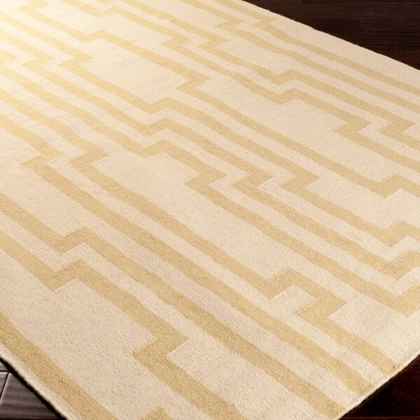 Market Place Parchment Brown/Tan Area Rug by Candice Olson Rugs
