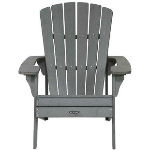 Genial Plastic Adirondack Chair