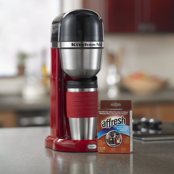 Personal 4 Cup Coffee Maker by KitchenAid