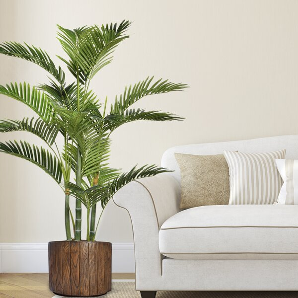 Floor Palm Tree in Planter by Bungalow Rose