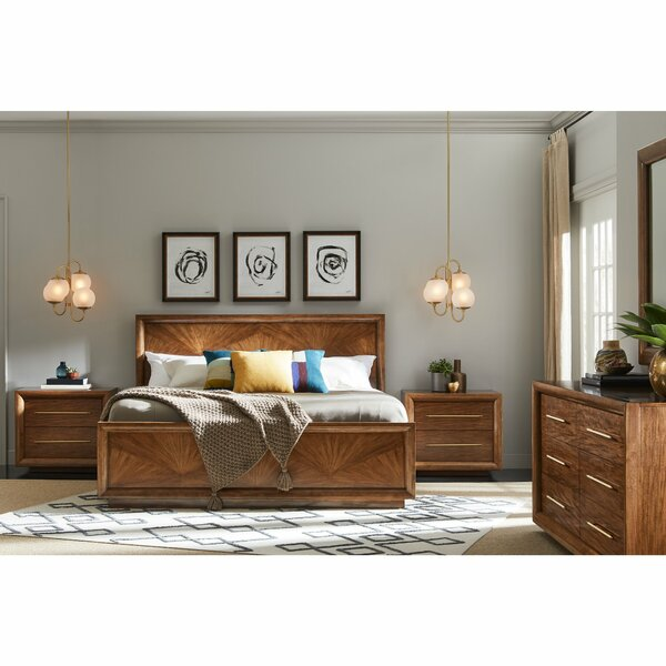 Panorama Panel Configurable Bedroom Set by Stanley