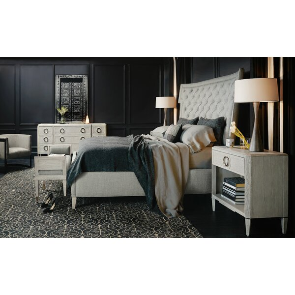 Domaine California King Panel Configurable Bedroom Set by Bernhardt