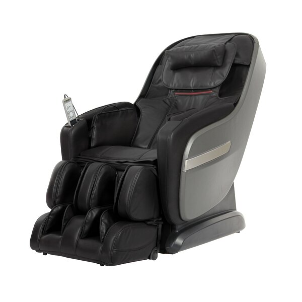 Reclining Heated Massage Chair By Titan Chair