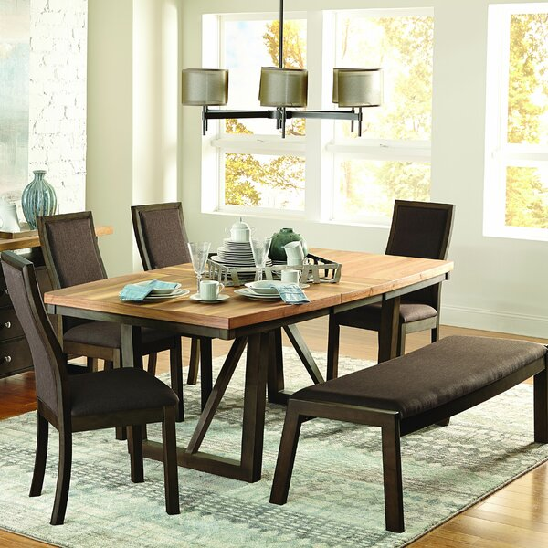 Delwood Coffee Table.Delwood 6 Piece Dining Set By Loon Peak By Loon Peak Purchase On