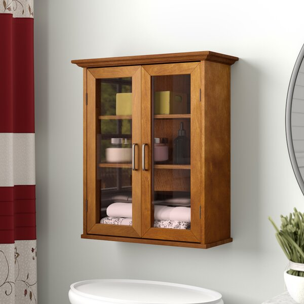 Bayard 20.5 W x 24 H Wall Mounted Cabinet by Greyleigh