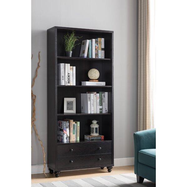 Kamila Display Standard Bookcase by Charlton Home Charlton Home