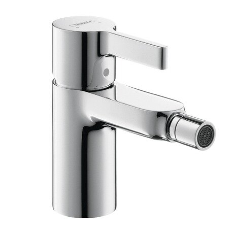 Metris S Single Handle Horizontal Spray Bidet Faucet by Hansgrohe