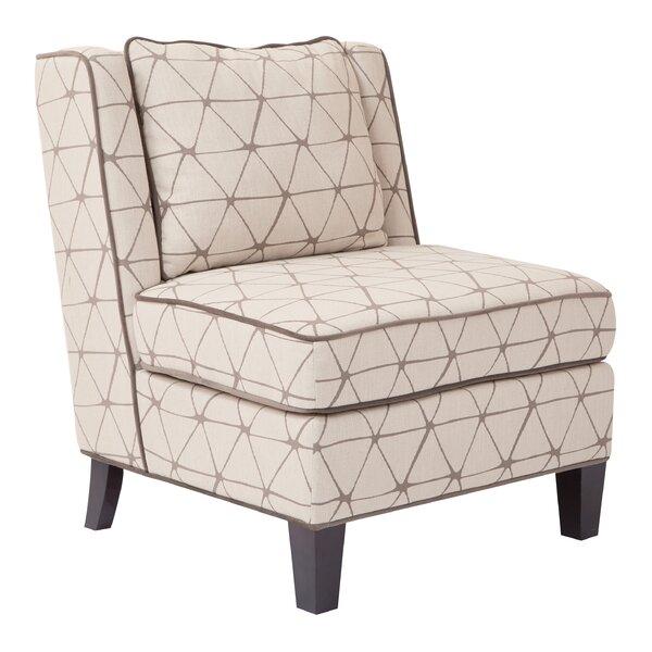 Benge Slipper Chair by Ivy Bronx