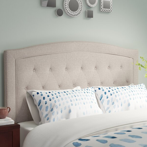 Fredon Upholstered Panel Headboard by Latitude Run