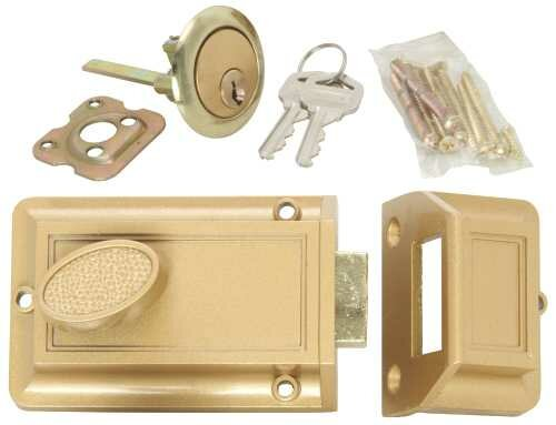 One Sided Deadbolt by Legend Locksets