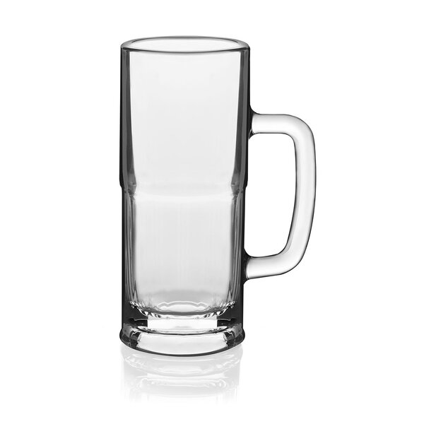 Libbey Craft Brews 4 Piece Glass Lager Stein Set by Libbey