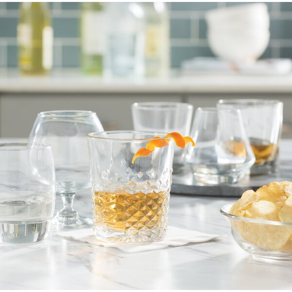 Perfect 6 Piece Glass Assorted Glassware Set by Libbey