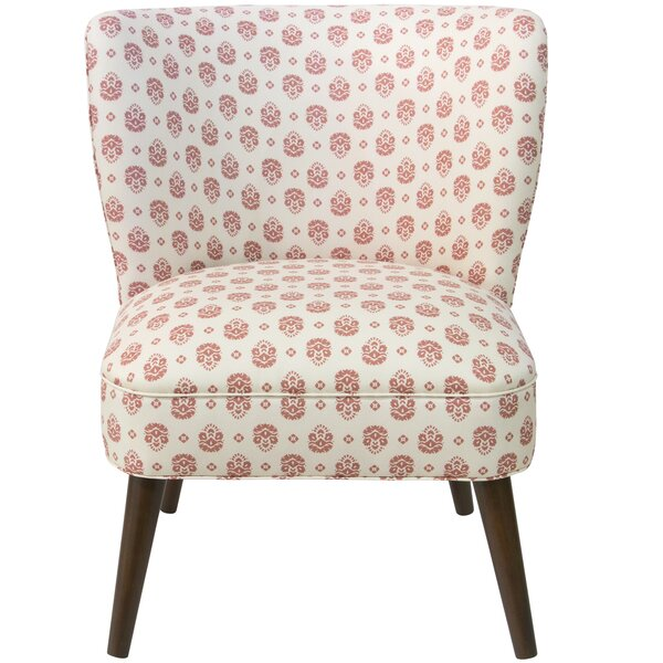 Mayo Slipper Chair by Bungalow Rose