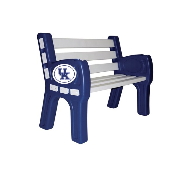 NCAA Wooden Park Bench By Imperial International by Imperial International #1