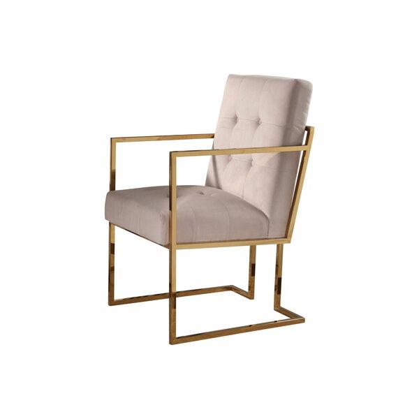 Takengon 18.7'' Armchair By Mercer41