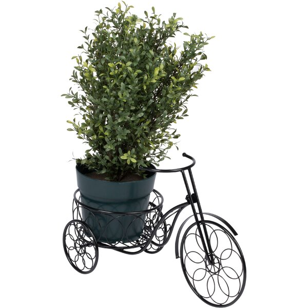 Bicycle Plant Stand by Trademark Innovations