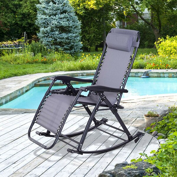 Heywood Reclining Zero Gravity Chair by Freeport Park Freeport Park