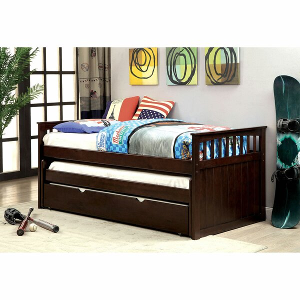 Free S&H Patricia Nesting Twin Daybed With Trundle