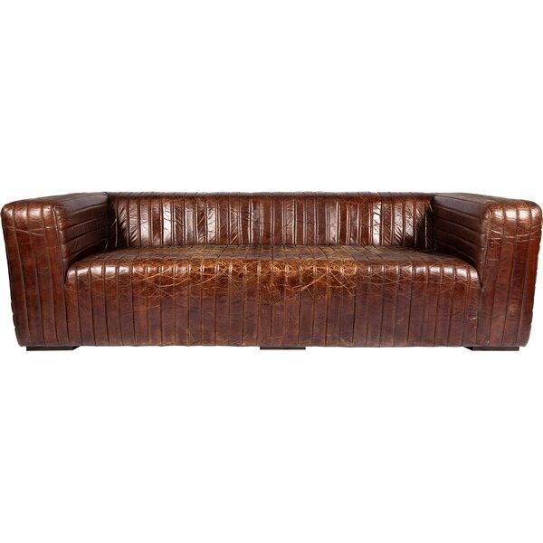 Andr̩a Leather Sofa