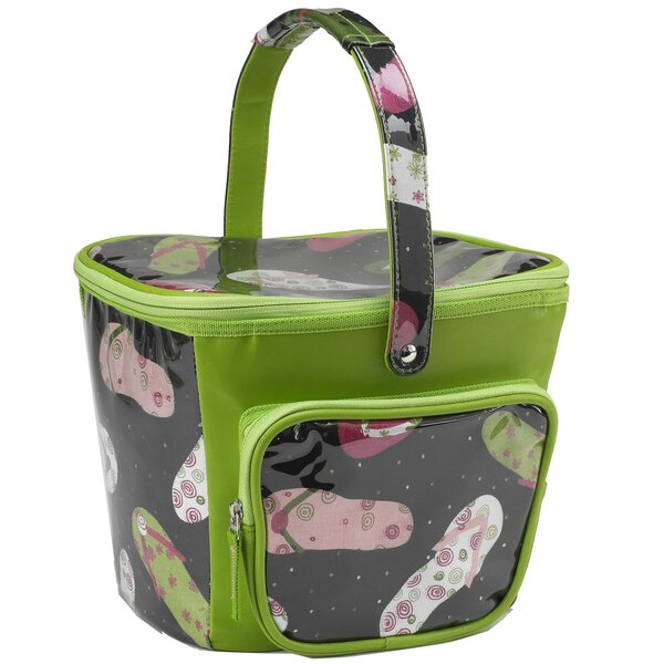 Beach Day Beach Bucket Cooler by Picnic at Ascot