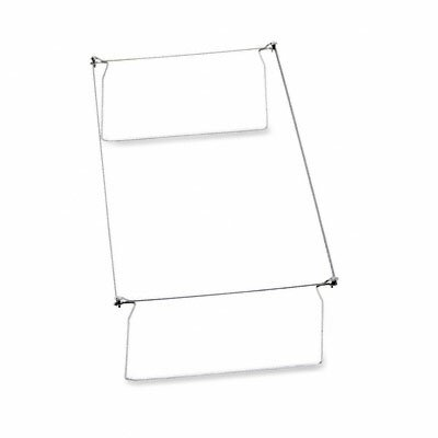 Steel Hanging Folder Frame, 2/Box by Smead Manufacturing Company