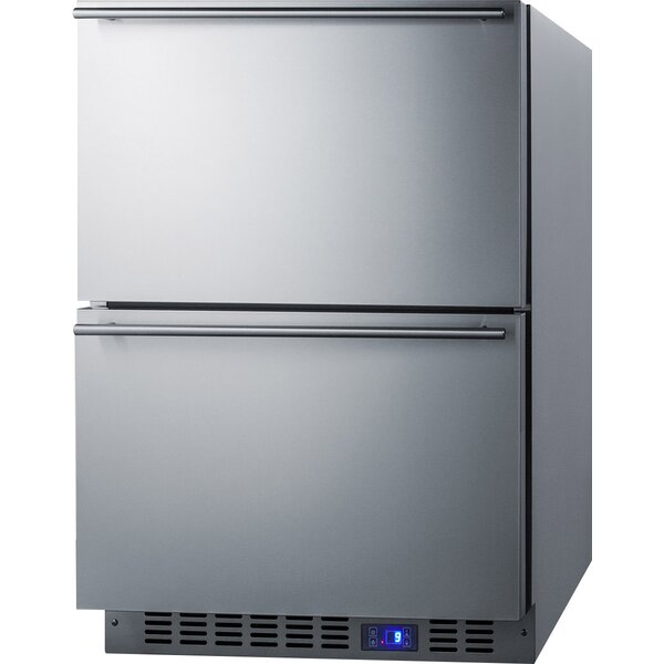 Summit Built-In 3.54 cu.ft. Frost-Free Drawer Freezer by Summit Appliance