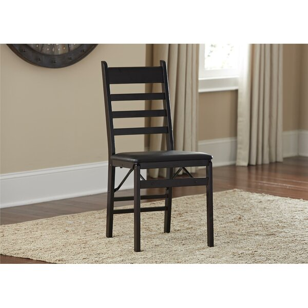 Manzanares Upholstered Dining Chair (Set of 2) by Charlton Home