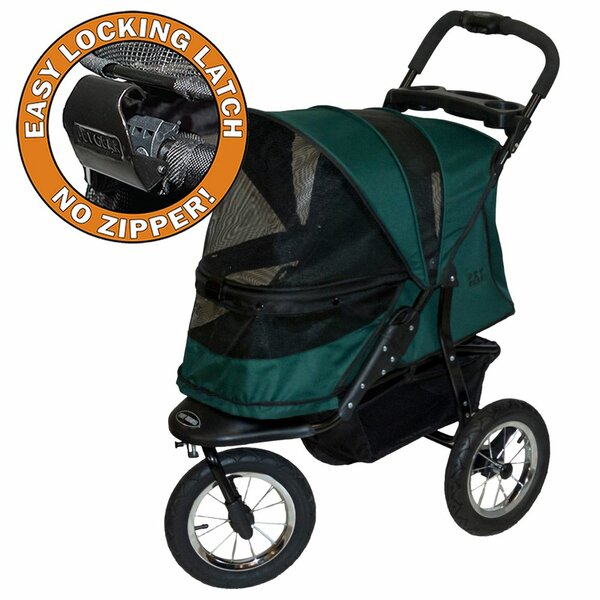 No-Zip Jogger Pet Stroller by Pet Gear