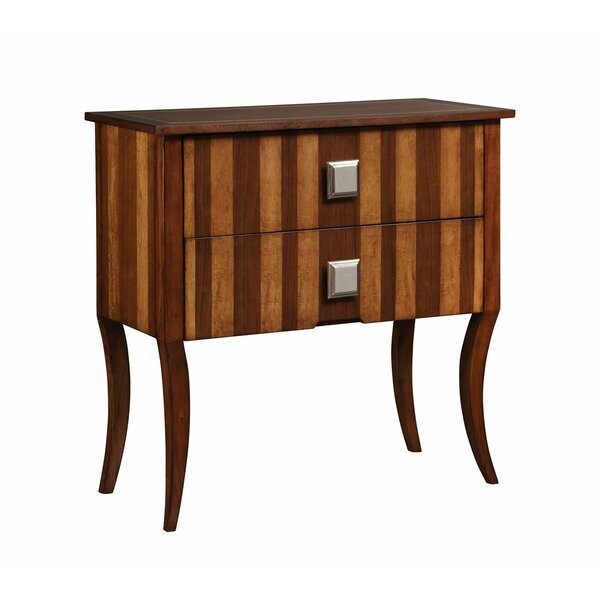 Chandley 2 Drawers Accent Chest
