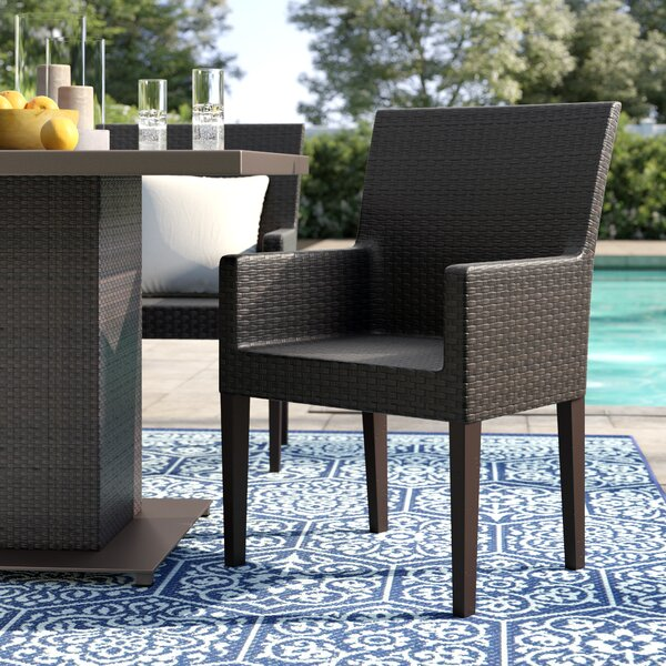 Tegan Patio Dining Chair (Set of 2) by Sol 72 Outdoor