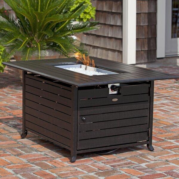 Aluminum Propane Fire Pit Table by Fire Sense